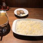 Gaviaru - ビーフカレー(1,600円)