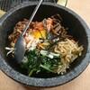 食道園 - 料理写真:石焼ビビンバ