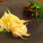 ビストロ ボンクール - 三陸産牡蠣のショー・フロワ