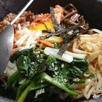 食道園 - 石焼ビビンバ