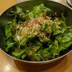 永秀 - チョレギサラダ