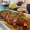 Gifutonkatsuya - 料理写真:みそだくとんかつ定食 799円