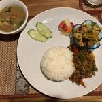 タイ料理 プリック天満 -