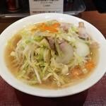 餃子とタンメン 天 - タンメン