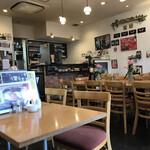 Cafe Lychee - 店内