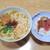 まる乕本店 - 料理写真:うどん定食(すし付)税込850円