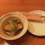 和遊食 肴菜や - 料理写真:つきだし