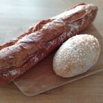 ブーランジェリー サワノ - 料理写真:買ったパン