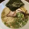 コトホギ - 料理写真:水出汁煮干しラーメン¥750