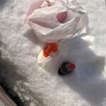 こっぺ屋 - 自然冷蔵庫というか冷凍庫です‼︎