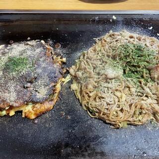 焼きそば 富士根 和食