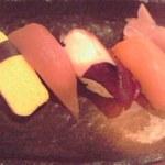 ぎょぎょ丸 - 握り寿司たこなど