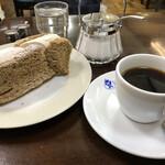 エビアンコーヒー -