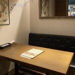 イルキャンティ・メッツォ - 奥には個室もご用意しております