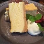 トーチ カフェ - チーズケーキ