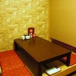千龍 - 1階の小上がりのお座敷