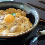 山のたまご - 親子丼☆