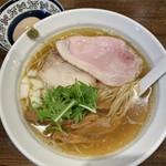 麺や一芯 - 料理写真:■白しょうゆ味玉¥1000