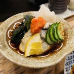 中洲 銀寿司 - 牡蠣