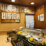 中洲 銀寿司 -