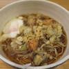 福そば - 料理写真:天玉そば(げそ)大盛り