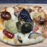 144946234 - 「野菜のバーニャカウダ」というネーミングが面白い!