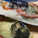144946237 - ポテトやブロッコリー、茄子にトマトと、とにかくたくさんの野菜が摂れます(*'-')b OK!