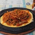 ブーケ - 料理写真:イタリアンスパゲッティ  600円