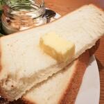 マザームーンカフェ - トースト