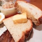 マザームーンカフェ - ライ麦パン