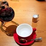 マザームーンカフェ - コーヒーはサイフォンサービス!