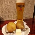 Bondy - ビールとポテト ベストマッチ(* >ω<)