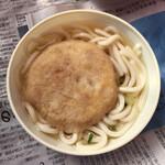 五洋売店 - 料理写真:天ぷらうどん。