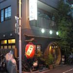 14497163 - 喜美松 店先