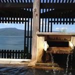 14497390 - 阿寒湖一望の7階露天風呂