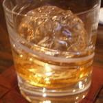 UNBAR - あちきの2杯目 バーボンロック