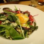 Arumunomise - salad