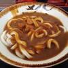 セルフうどん小槌 - 料理写真:カレーうどん