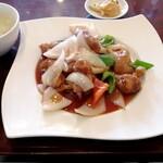 上海料理 寒舎 -