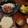 ステーキの志摩 - 料理写真: