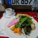 アクア・サンタ - 料理写真:前菜・サラダ