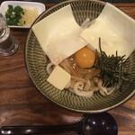 たかむら - 料理写真:『かま玉バターチーズ   670円なり』
