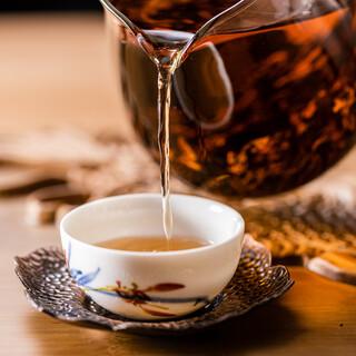 良質、安全な厳選された中国茶