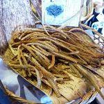 山椒の木 - こちら「うなぎの骨」と「お漬物」が取り放題・・・