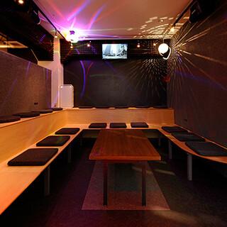 完全個室のプライベート空間でカラオケをお楽しみいただけます♪