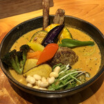 rojiurakarixisamurai - 野菜もスープもたんまり