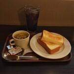 144982688 - トーストセット(税込581円)