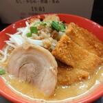辛味噌小二郎 - 美しい二郎系。