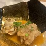 sushimatsumoto - 餡とシャリを絡めて頂きます