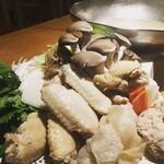 壺川 - スープから楽しむ白湯仕立ての水炊き※テイクアウトメニューです。のの
